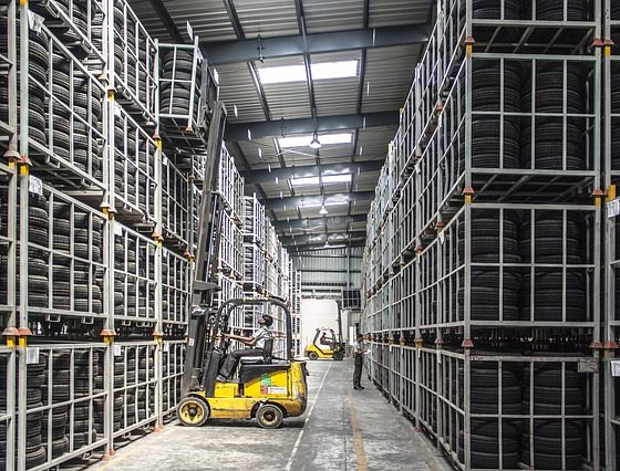 Keeping A Warehouse Warm Is A Hot Topic